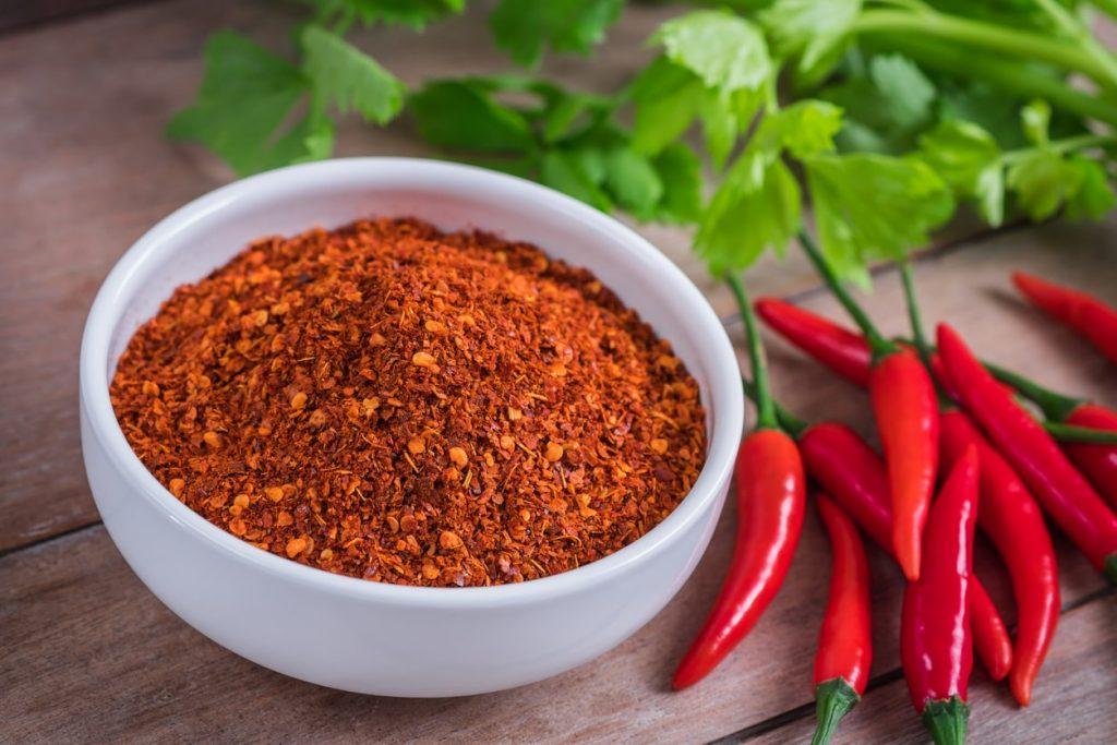 Cayenne Pepper | List of Medicinal Herbs