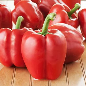 Big Red Sweet Bell Pepper Seeds